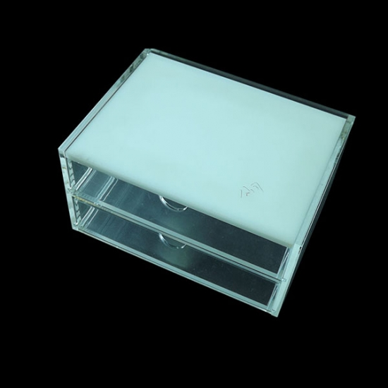 acrylic storage box